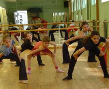 Form'elle école de danse à Bruxelles